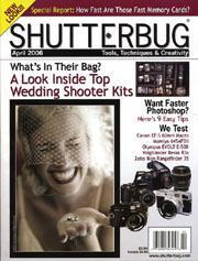 Shutterbug, 12 issues for 1 year(s)