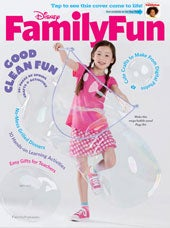 Family Fun, 10 issues for 1 year(s)