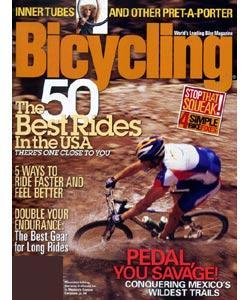 Bicycling, 11 issues for 1 year(s)