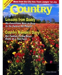 Country, 6 issues for 1 year(s)