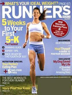 Runner's World, 12 issues for 1 year(s)