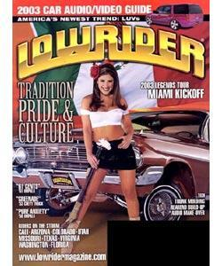 Lowrider, 12 issues for 1 year(s)