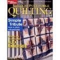 American Patchwork & Quilting, 6 issues for 1 year(s)