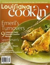 Louisiana Cookin Magazine, 6 issues for 1 year(s)