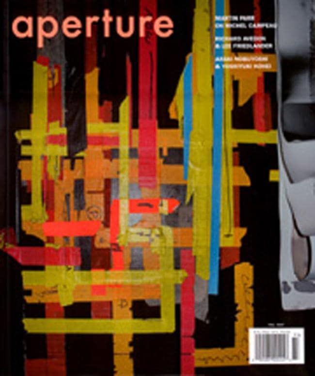 Aperture, 4 issues for 1 year(s)