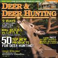 Deer & Deer Hunting, 9 issues for 1 year(s)