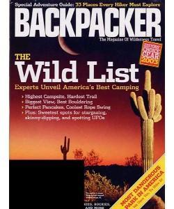 Backpacker, 9 issues for 1 year(s)