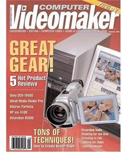 Videomaker, 12 issues for 1 year(s)