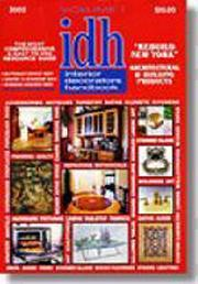 Interior Decorators Handbook, 2 issues for 2 year(s)