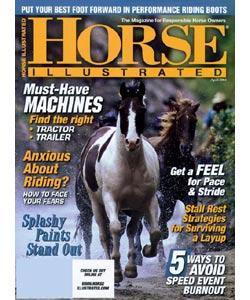 Horse Illustrated, 12 issues for 1 year(s)