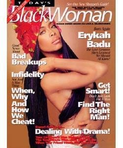 Today's Black Woman, 6 issues for 1 year(s)