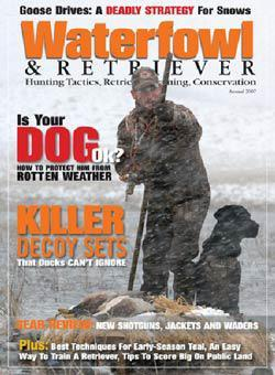 Waterfowl & Retriever, 2 issues for 1 year(s)