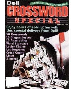Dell Crossword Special, 6 issues for 1 year(s)
