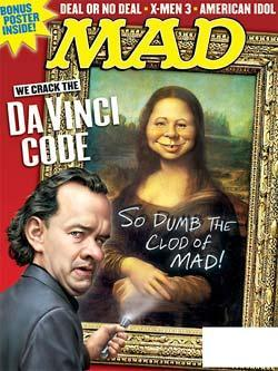 Mad Magazine, 6 issues for 1 year(s)