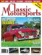 Classic Motorsports, 6 issues for 1 year(s)