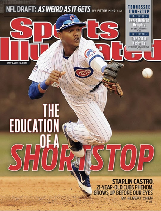 Sports Illustrated, 56 issues for 1 year(s)