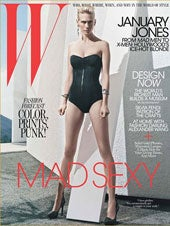 W Magazine, 12 issues for 1 year(s)