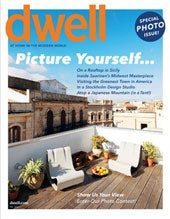 Dwell Magazine, 9 issues for 1 year(s)