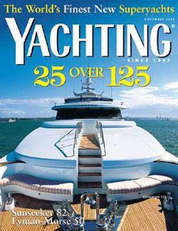 Yachting, 12 issues for 1 year(s)