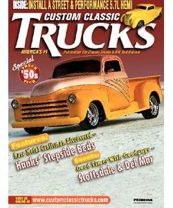 Custom Classic Trucks, 12 issues for 1 year(s)