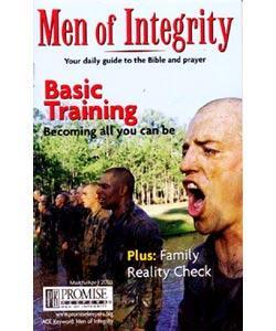 Men Of Integrity, 6 issues for 1 year(s)