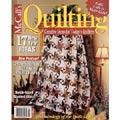 Mccall's Quilting, 6 issues for 1 year(s)