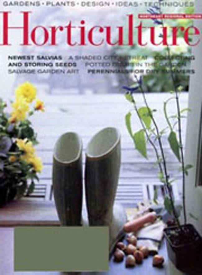 Horticulture Magazine, 7 issues for 1 year(s)