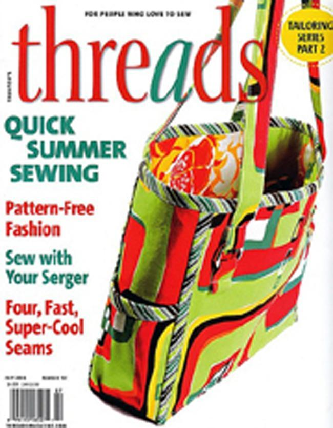 Threads, 6 issues for 1 year(s)