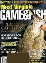 West Virginia Game & Fish, 12 issues for 1 year(s)