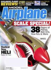 Model Airplane News, 12 issues for 1 year(s)