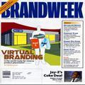 BRANDWEEK, 45 issues for 1 year(s)