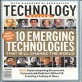 Technology Review, 6 issues for 1 year(s)