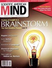 Scientific American Mind, 6 issues for 1 year(s)