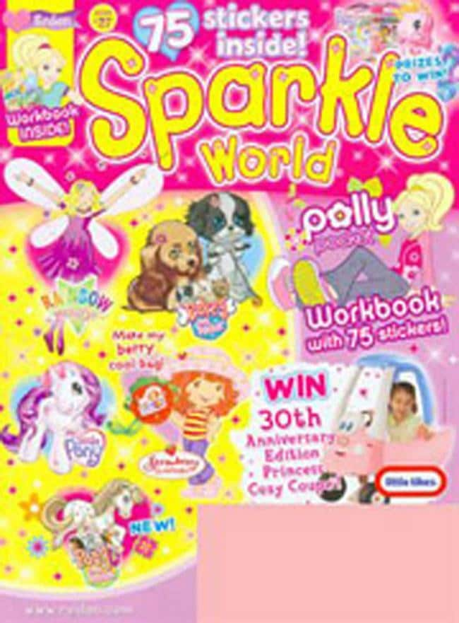 Sparkle World, 8 issues for 1 year(s)
