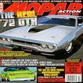 Mopar Action Magazine, 6 issues for 1 year(s)