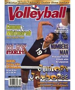 Volleyball, 12 issues for 1 year(s)