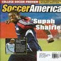 Soccer America, 12 issues for 1 year(s)