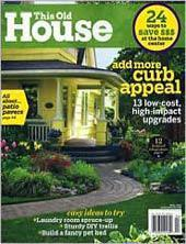 This Old House, 10 issues for 1 year(s)