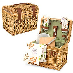 Picnic Time Napa-Botannica Wine-n-Cheese Picnic Basket