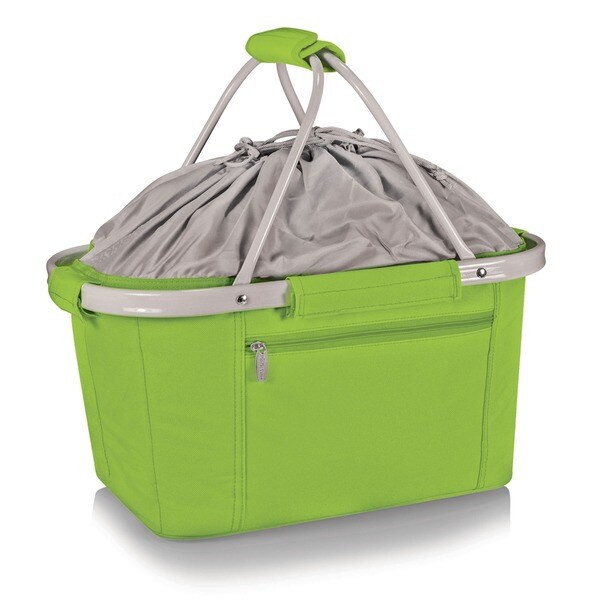 Picnic Time Lime Metro Basket
