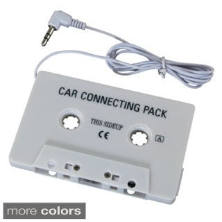 iPod/ MP3 Universal Car Audio Cassette Adapter