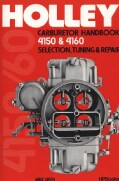 Holley 4150/4160 Carburetor Handbook (Paperback)