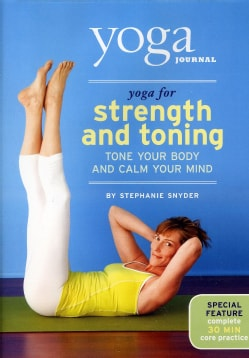Yoga Journal: Yoga For Strength And Toning (DVD)