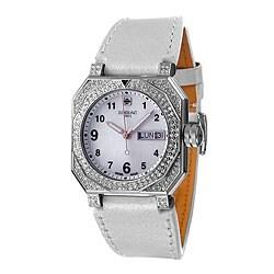 Zodiac Women's Icon Fashion Clear Crystal Watch