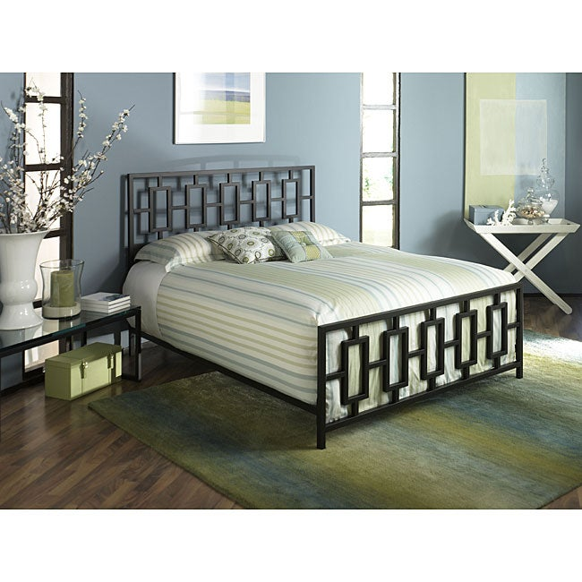 South Beach Queen-size Bed