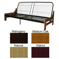 Boston Armless Full Futon Frame