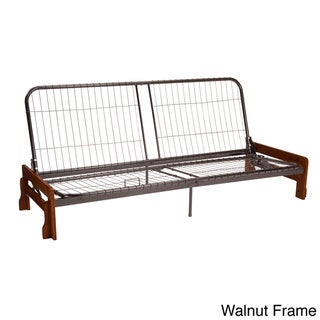 Boston Armless Queen Futon Frame