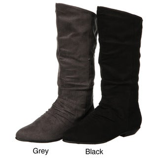 CL by Laundry Women's 'Sensational' Mid-calf Boots FINAL SALE
