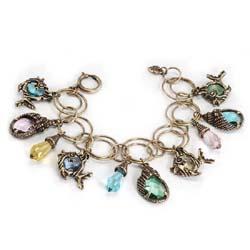 Sweet Romance Jelly Belly Ocean Bracelet