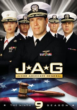 JAG: The Ninth Season (DVD)
